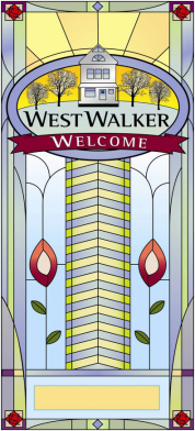 West Walker Welcome Banner